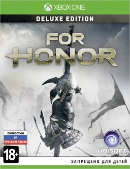For Honor. Deluxe Edition [Xbox One]-thumb