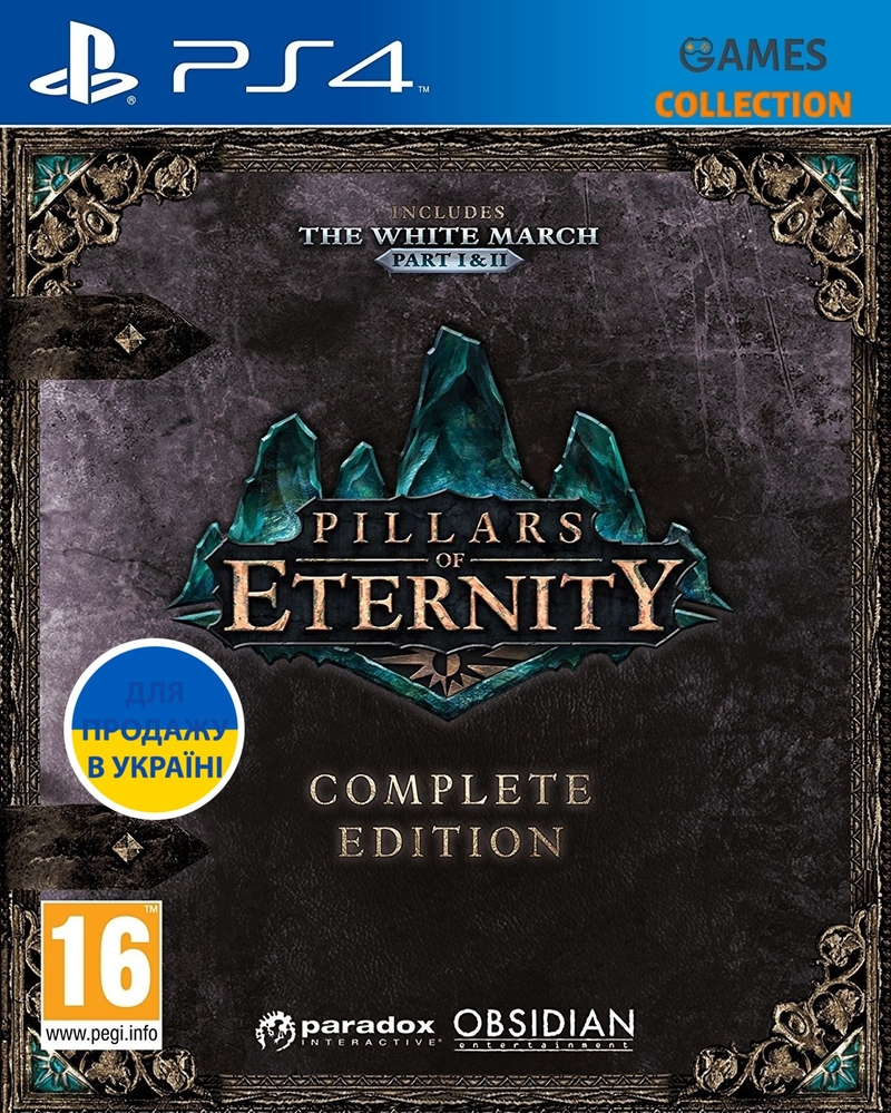 Pillars of Eternity (PS4)-thumb