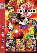 Сборник игр 4в1: Bakugan Battle Brawlers-thumb