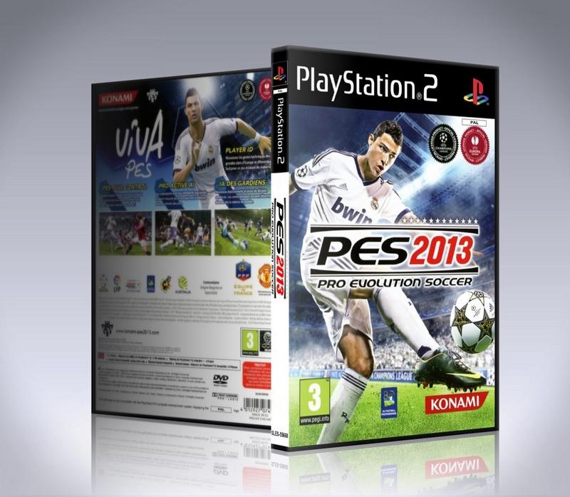 Pro Evolution Soccer 2013 PS2-thumb