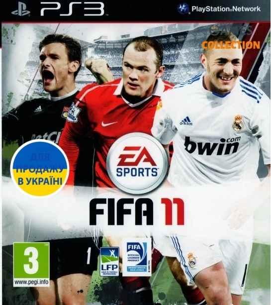 FIFA 11 (PS3) Б/У-thumb