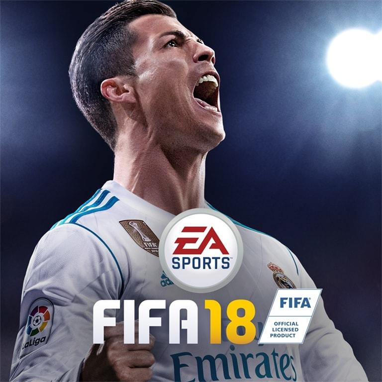 FIFA 18 Ключ (PC)-thumb