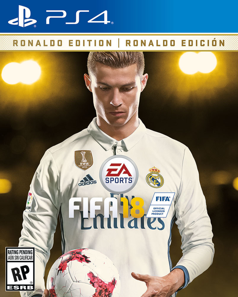FIFA Ronaldo Edition (PS4)-thumb
