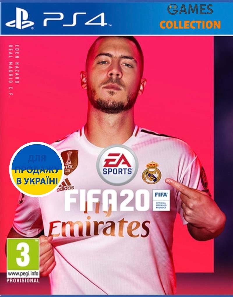 FIFA 20 (PS4)-thumb
