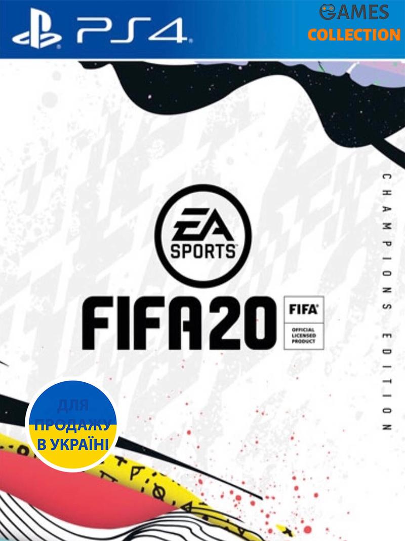 FIFA 20 Champions Edition (PS4)-thumb
