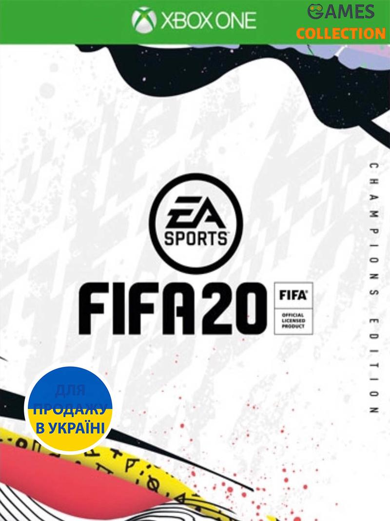 FIFA 20 Champions Edition (Xbox One)-thumb