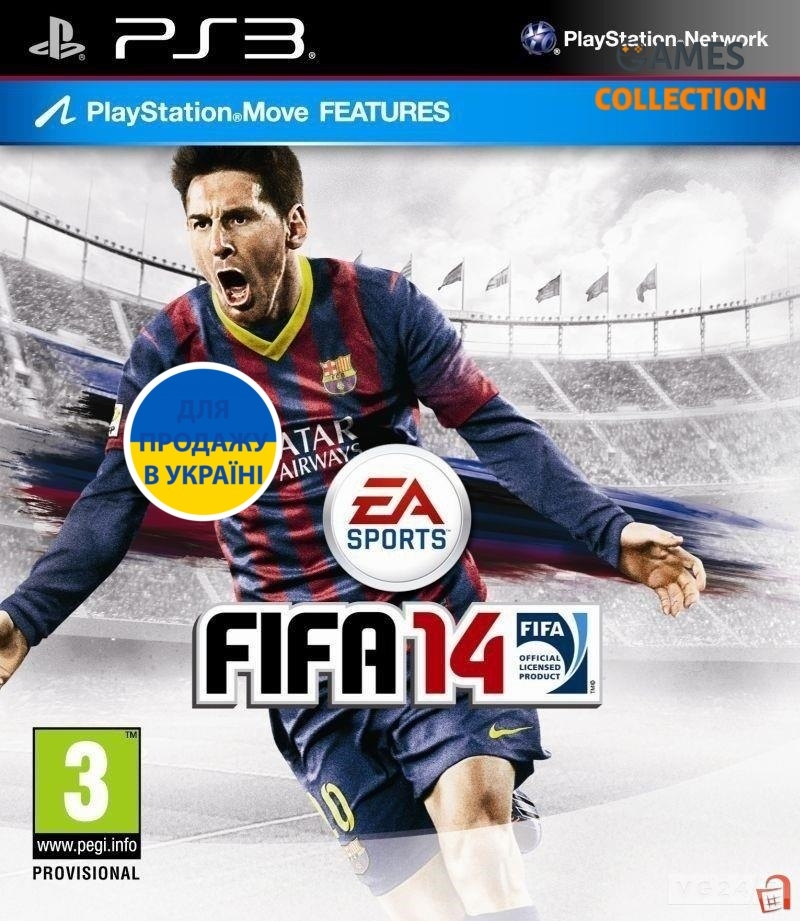 FIFA 14 (PS3) Б/У-thumb