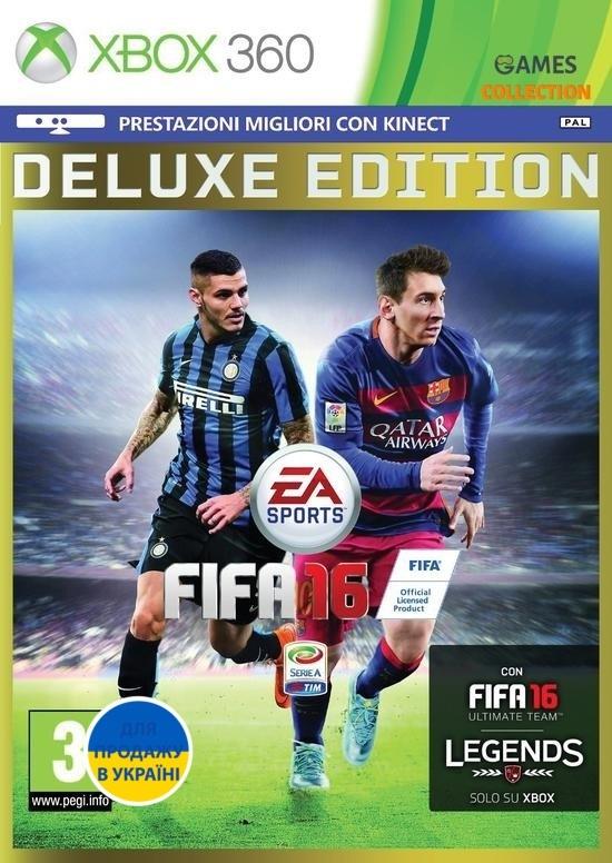 FIFA 16: Delux Edition (XBox 360)-thumb