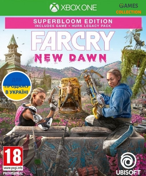 Far Cry. New Dawn. Superbloom Edition (XboxOne)-thumb
