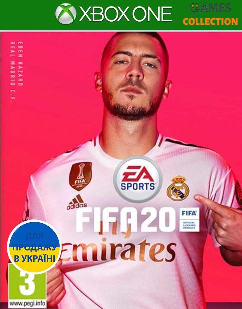 FIFA 20 (Xbox One)-thumb