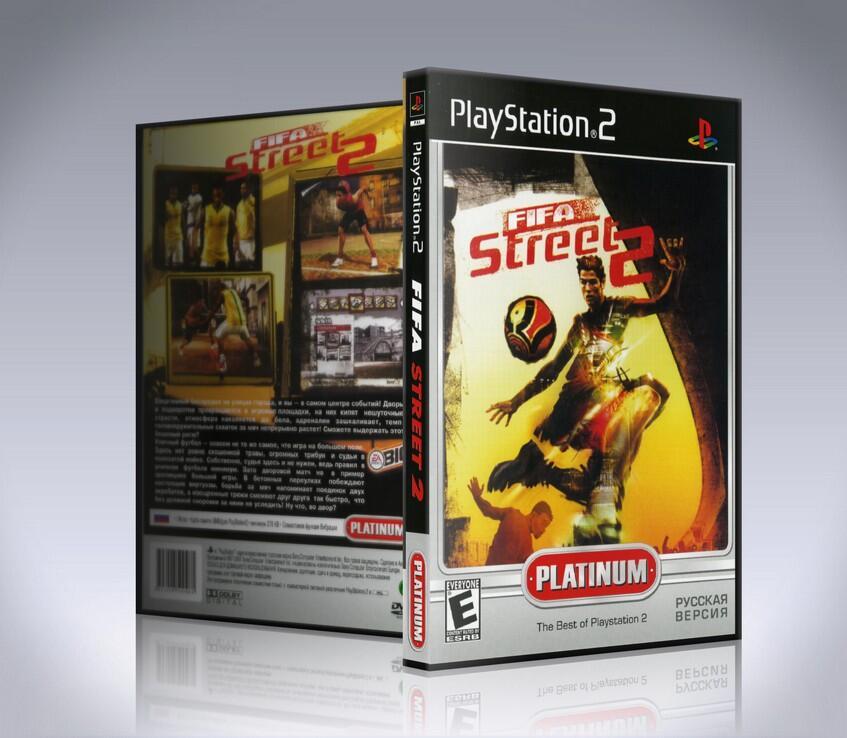 FIFA Street 2 (ps2)-thumb