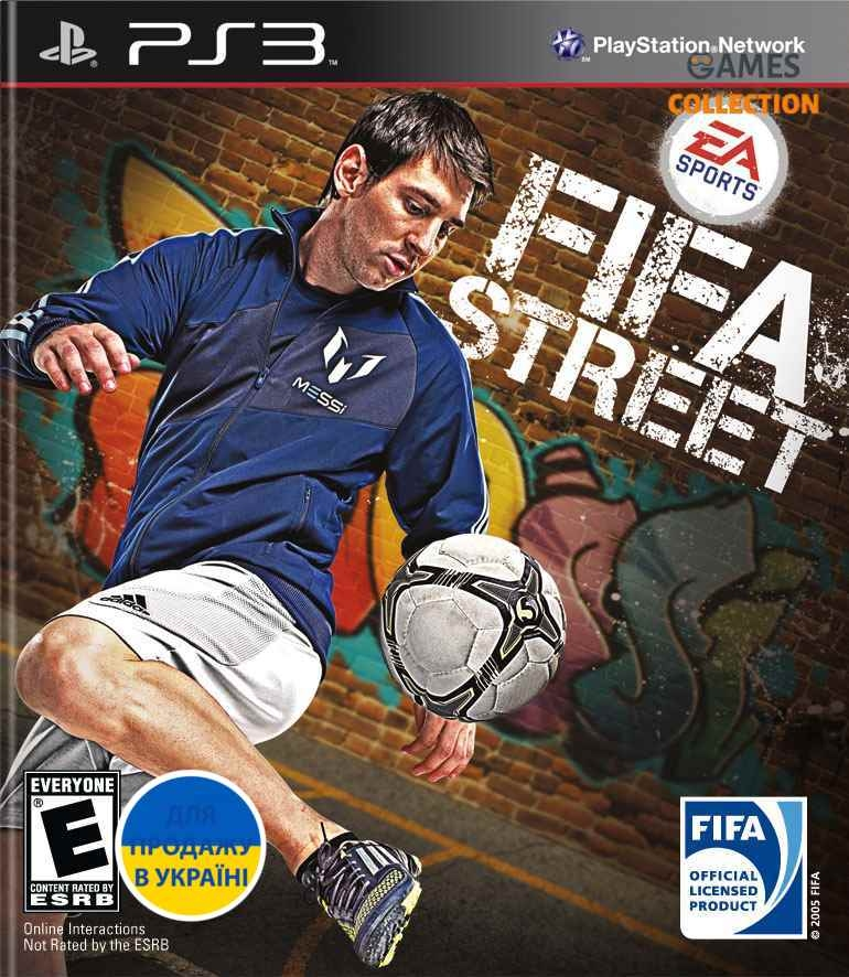 FIFA Street (PS3)-thumb