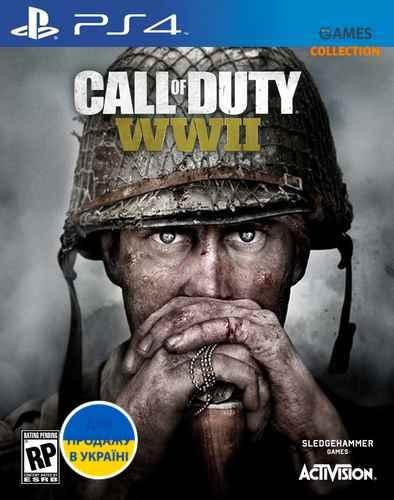 Call Of Duty: WW2 (PS4) Б/У-thumb
