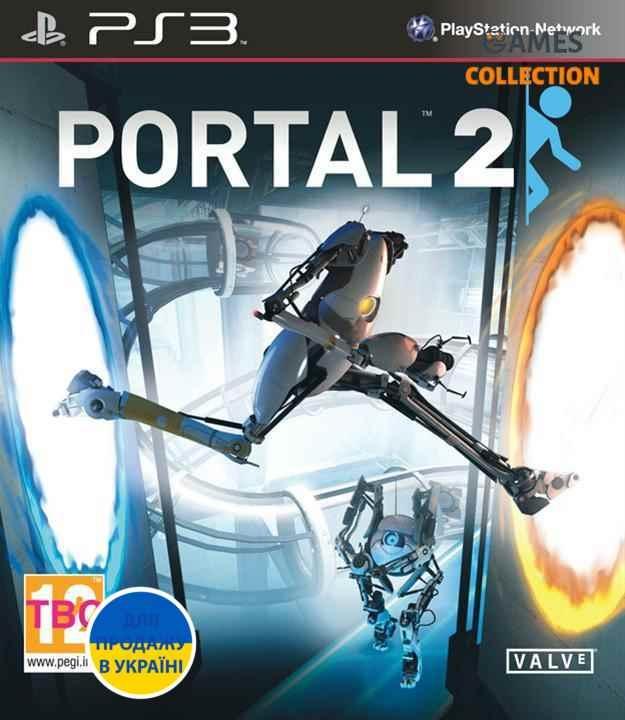 Portal 2 (PS3)-thumb