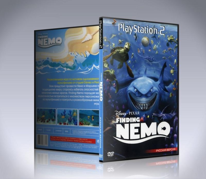 Finding Nemo (ps2)-thumb