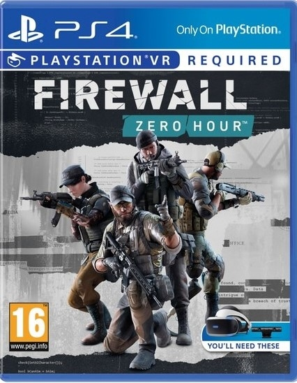 Firewall: Zero Hour for PlayStation VR (PS4)-thumb