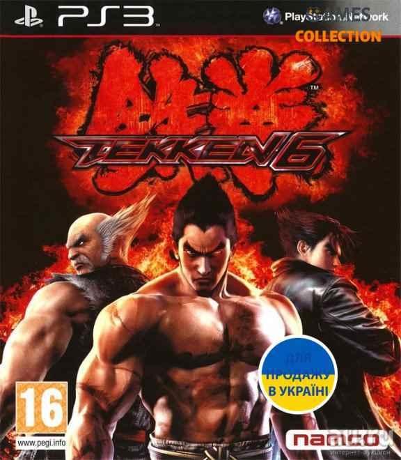 Tekken 6 (PS3)-thumb