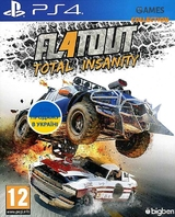 Flatout 4: Total Insanity (PS4) (Русские субтитры)-thumb