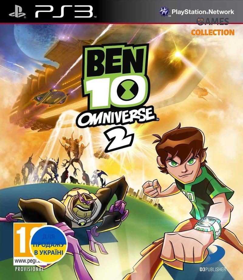 Ben 10: Omniverse 2 (PS3)-thumb