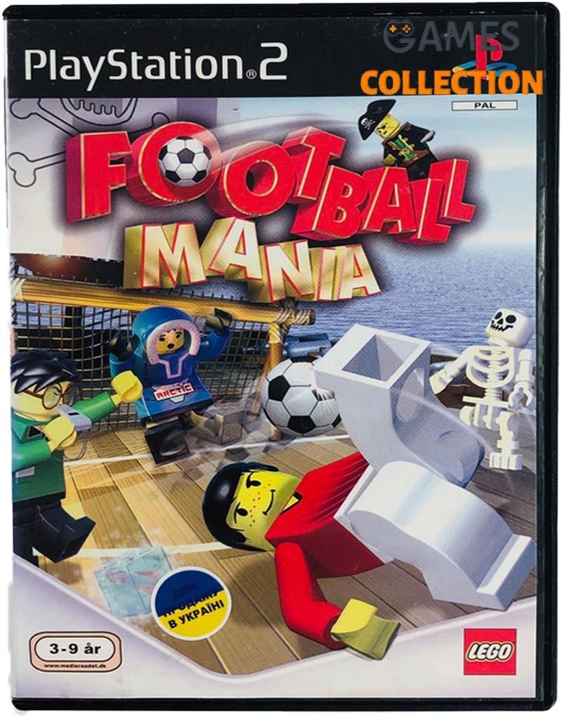 LEGO: Football Mania (PS2) Б/У-thumb