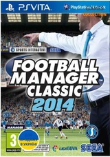 Football Manager 2014 (Ps Vita)-thumb