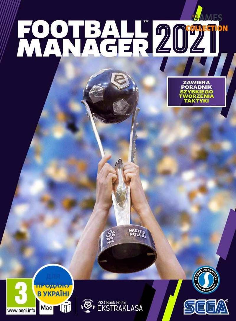 Football Manager 2021 (PC) Ключ-thumb