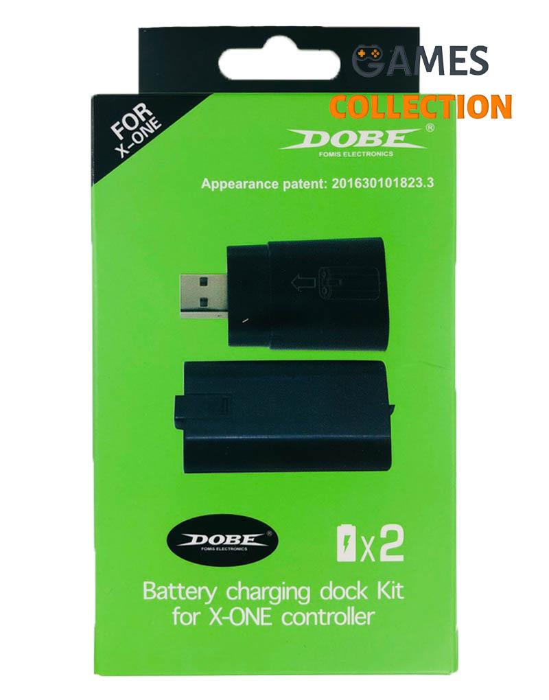 Battery Charging Dock Kit Xbox One (Dobe TYX-588)-thumb