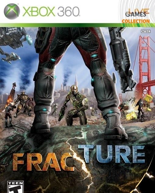 Fracture (XBOX360) Б/У-thumb