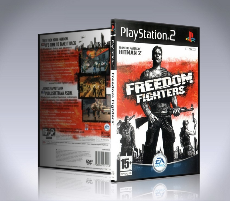 Freedom Fighters (ps2)-thumb