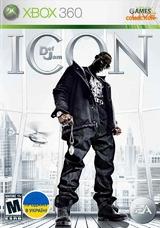 Def Jam Icon (Xbox 360) Б/У-thumb