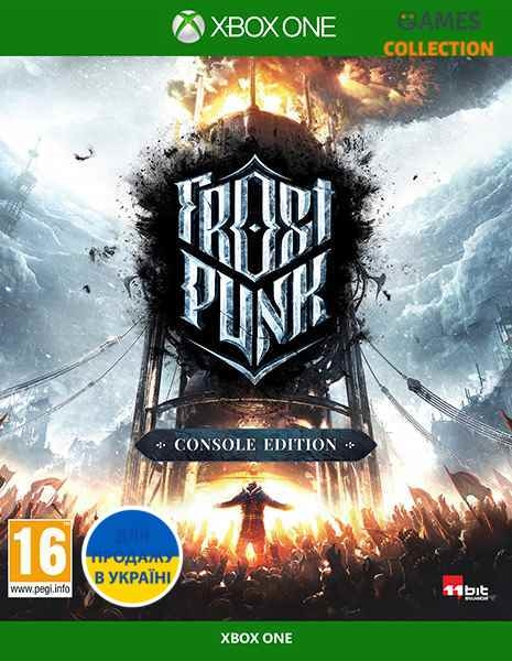Frostpunk: Console Edition (XBox One)-thumb