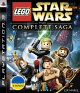 LEGO Star Wars: The Complete Saga (PS3)-thumb