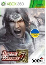 Dynasty Warriors 7 (XBOX360) Лицензия-thumb