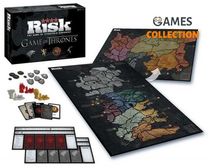 Настольная игра Risk (Game of Thrones)-thumb