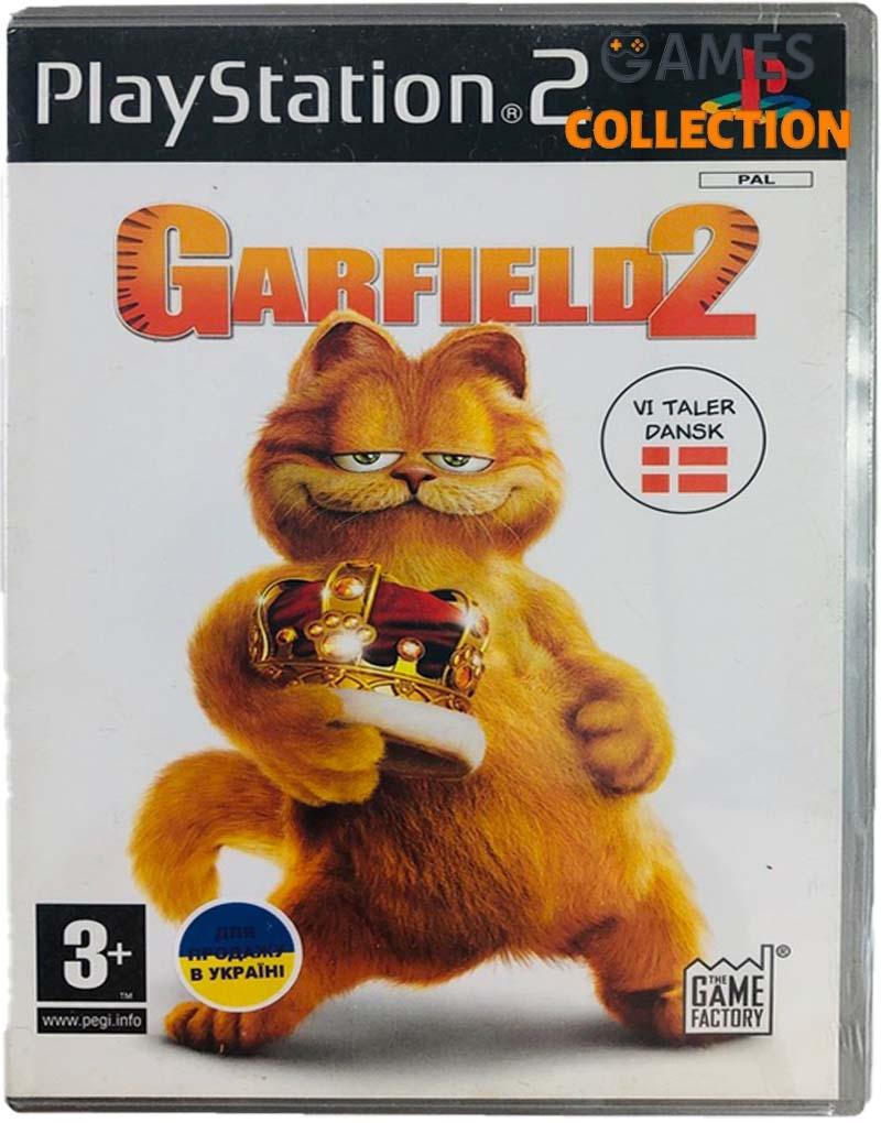 Garfield (PS2) Б/У-thumb
