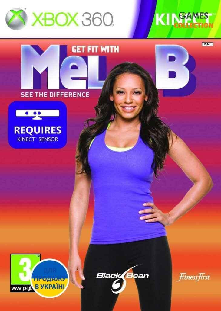 Get Fit With Mel B(XBOX360)-thumb