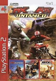Сборник игр 4в1: MX vs ATV: Untamed-thumb
