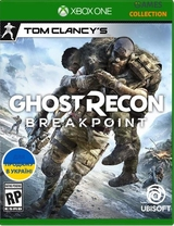 Ghost Recon Breakpoint (XBox One)-thumb