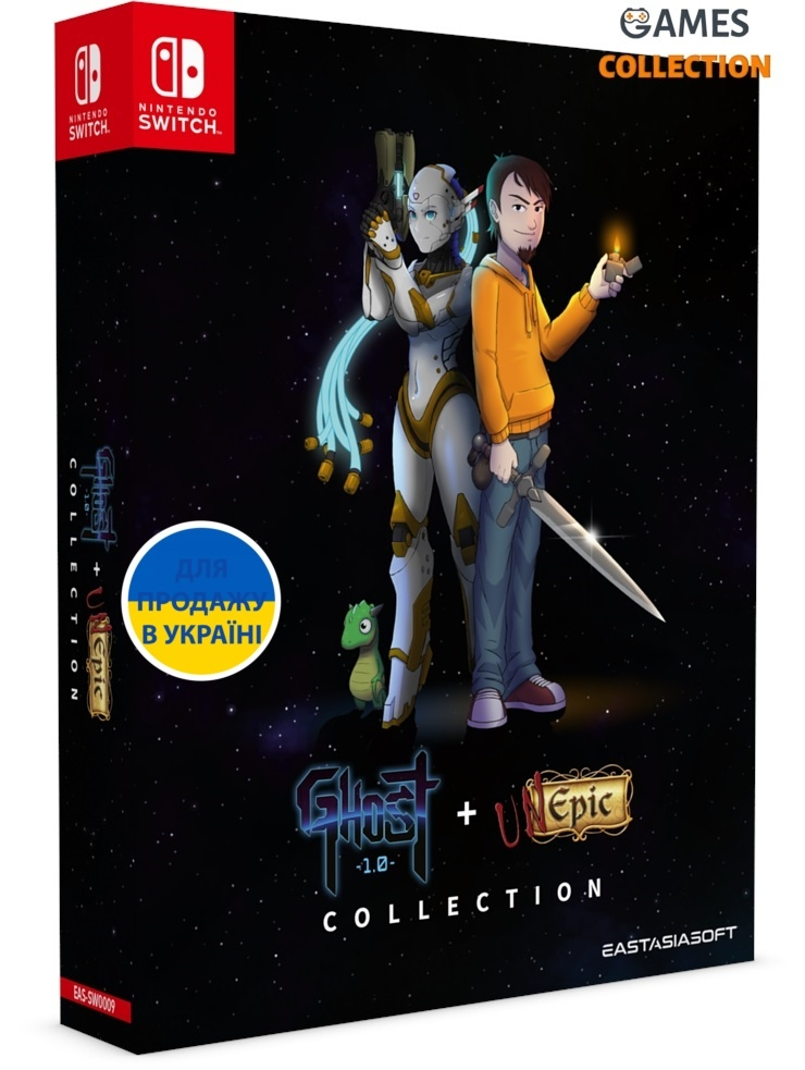 Ghost 1.0 + Unepic ( Collection ) (Nintendo Switch)-thumb