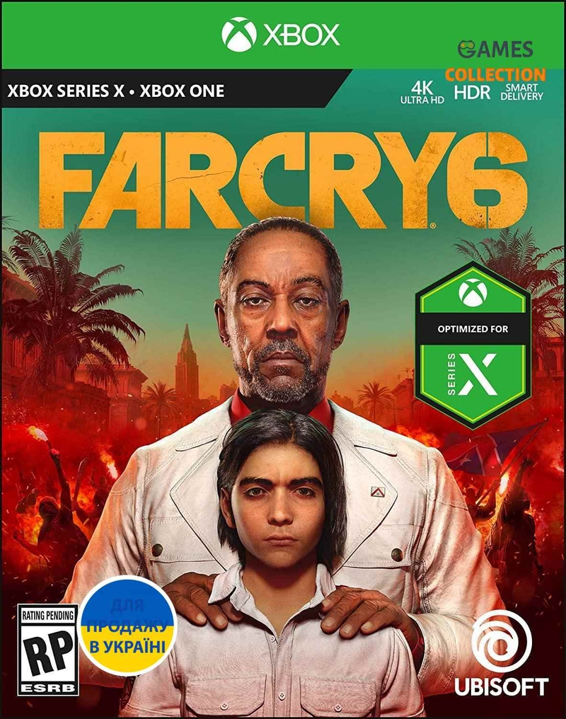 Far Cry 6 (XBox One)-thumb