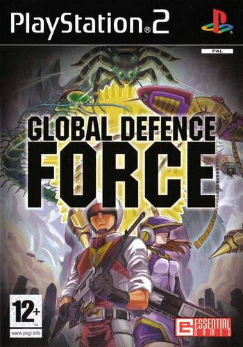 Global Defence Force (PS2)-thumb