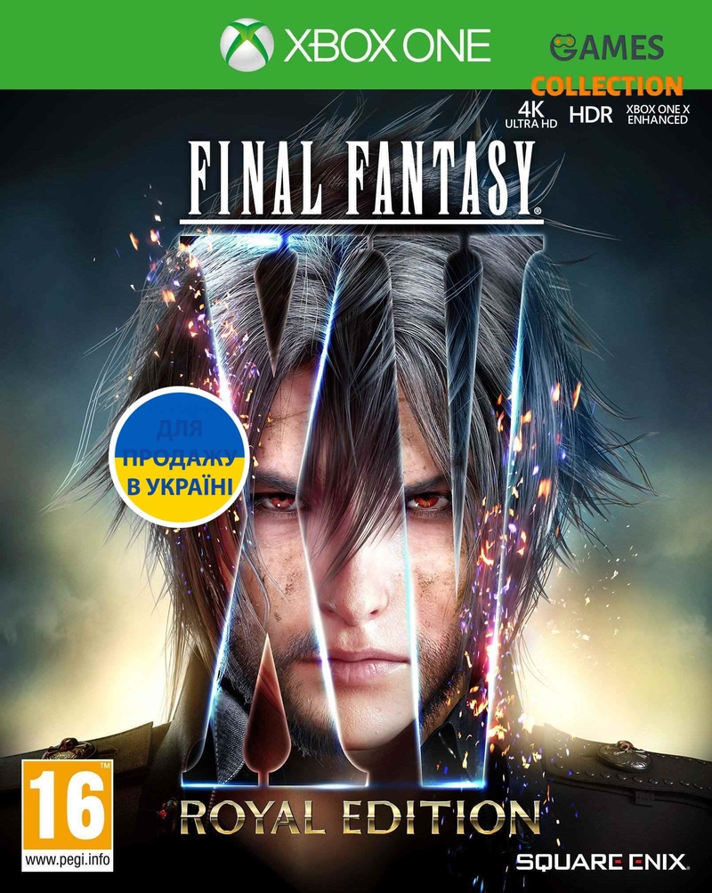 Final Fantasy XV: Royal Edition (Xbox One)-thumb