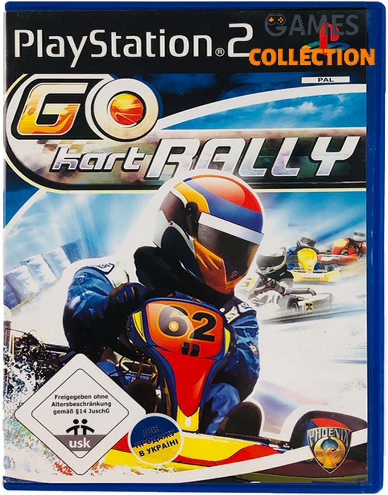 Go Kart Rally (PS2) Б/У-thumb