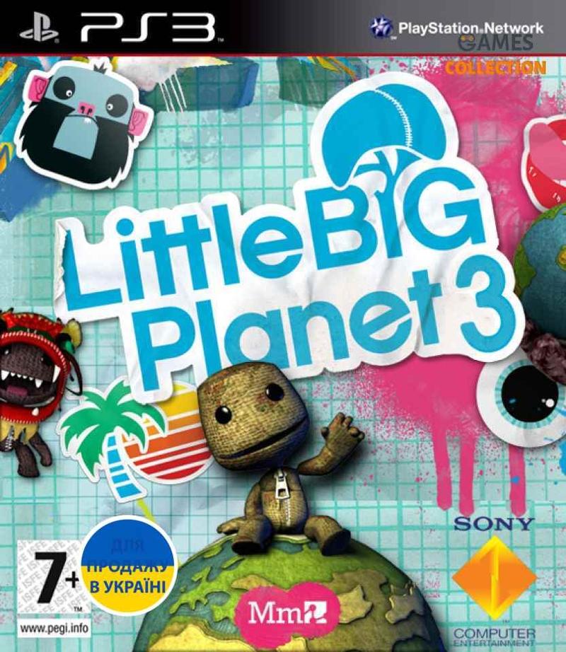 LittleBigPlanet 3 (PS3)-thumb