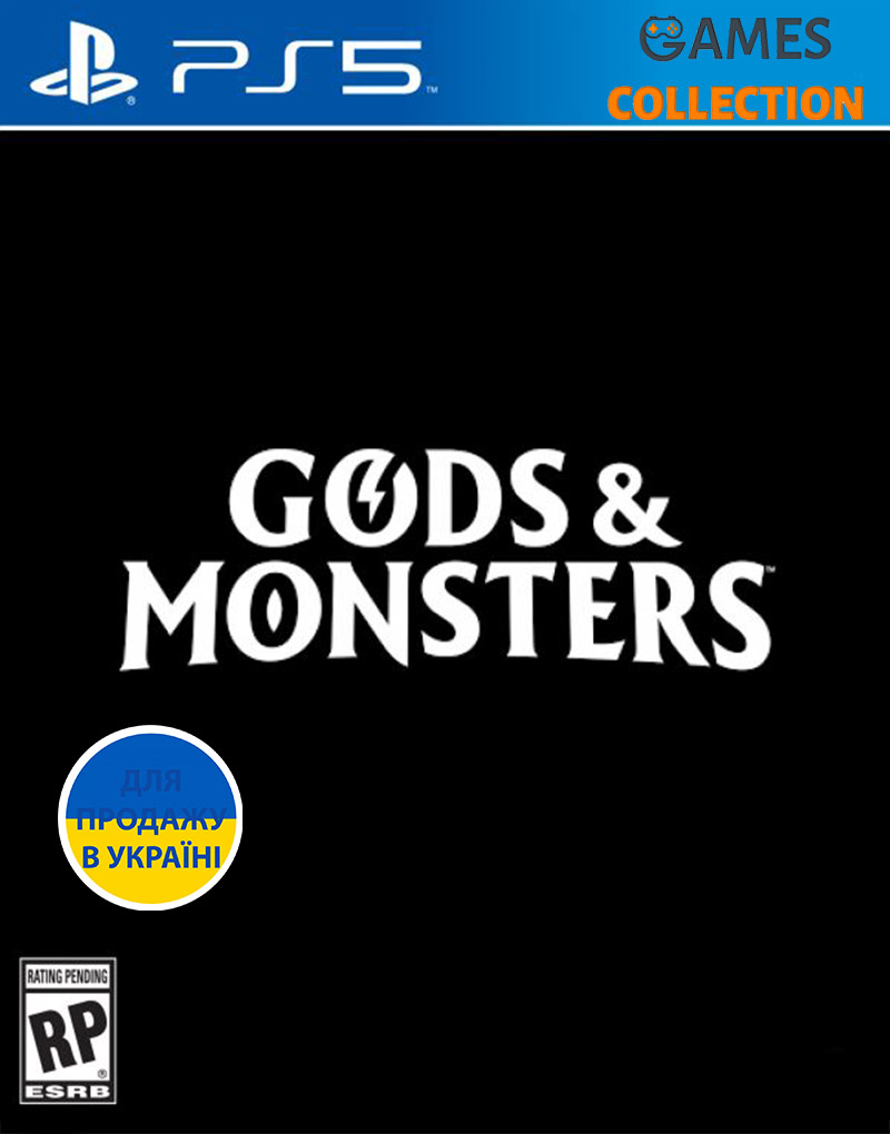 Gods and Monsters (PS5)-thumb