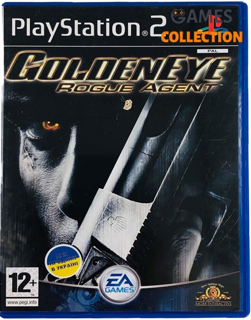 GoldenEye: Rogue Agent (PS2) Б/У-thumb