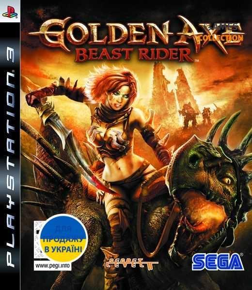 Golden Axe: Beast Rider (PS3)-thumb