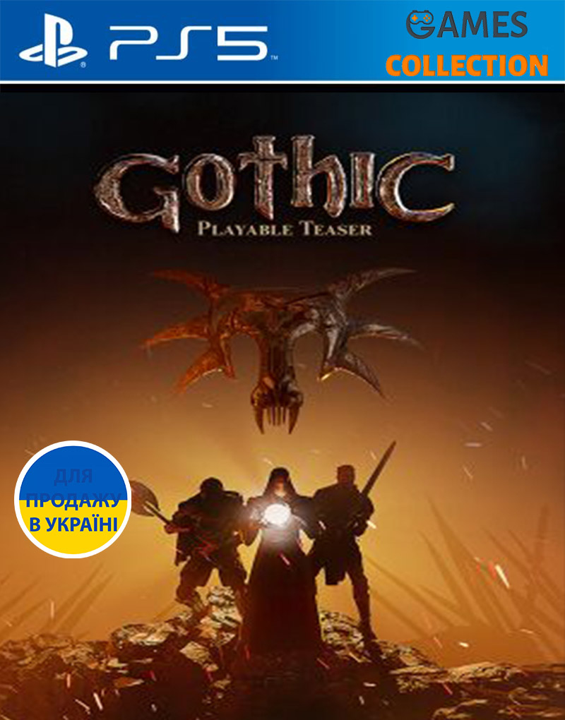 Gothic (PS5)-thumb