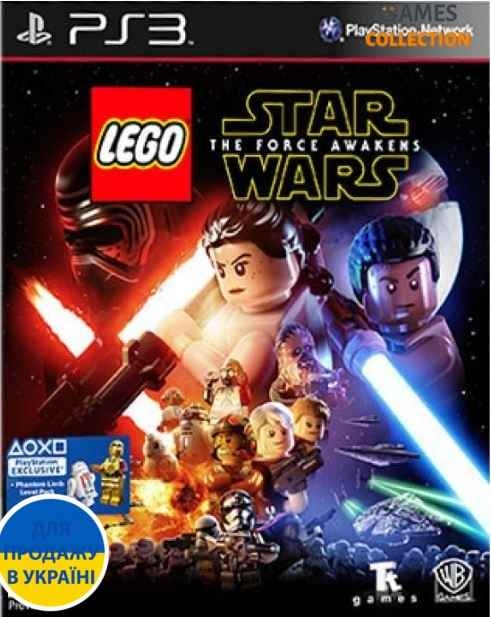LEGO Star Wars: The Force Awakens (PS3)-thumb