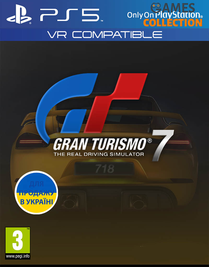 Gran Turismo 7 VR (PS5)-thumb